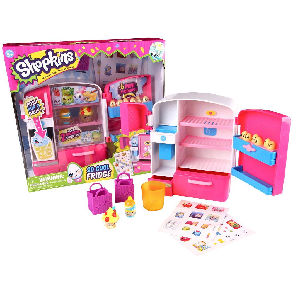 Cool Toys From Toys R Us : Shopkins ™ so cool fridge moose toys quot r us
