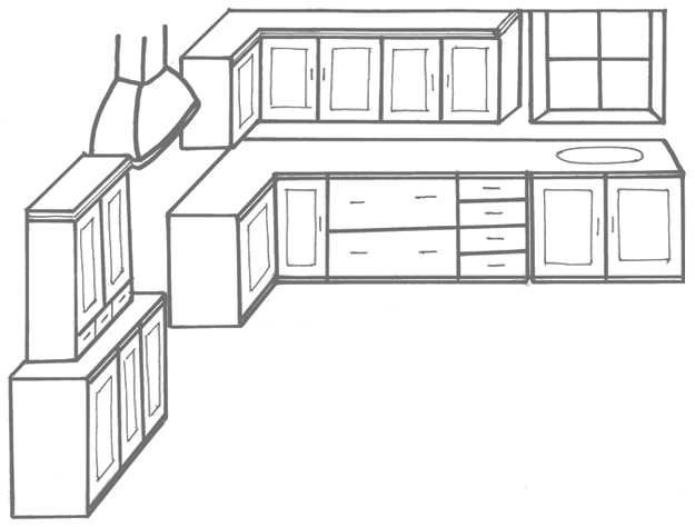 Easy Kitchen Drawing Design Ideas 515250 Kitchen Kitchen Pinterest