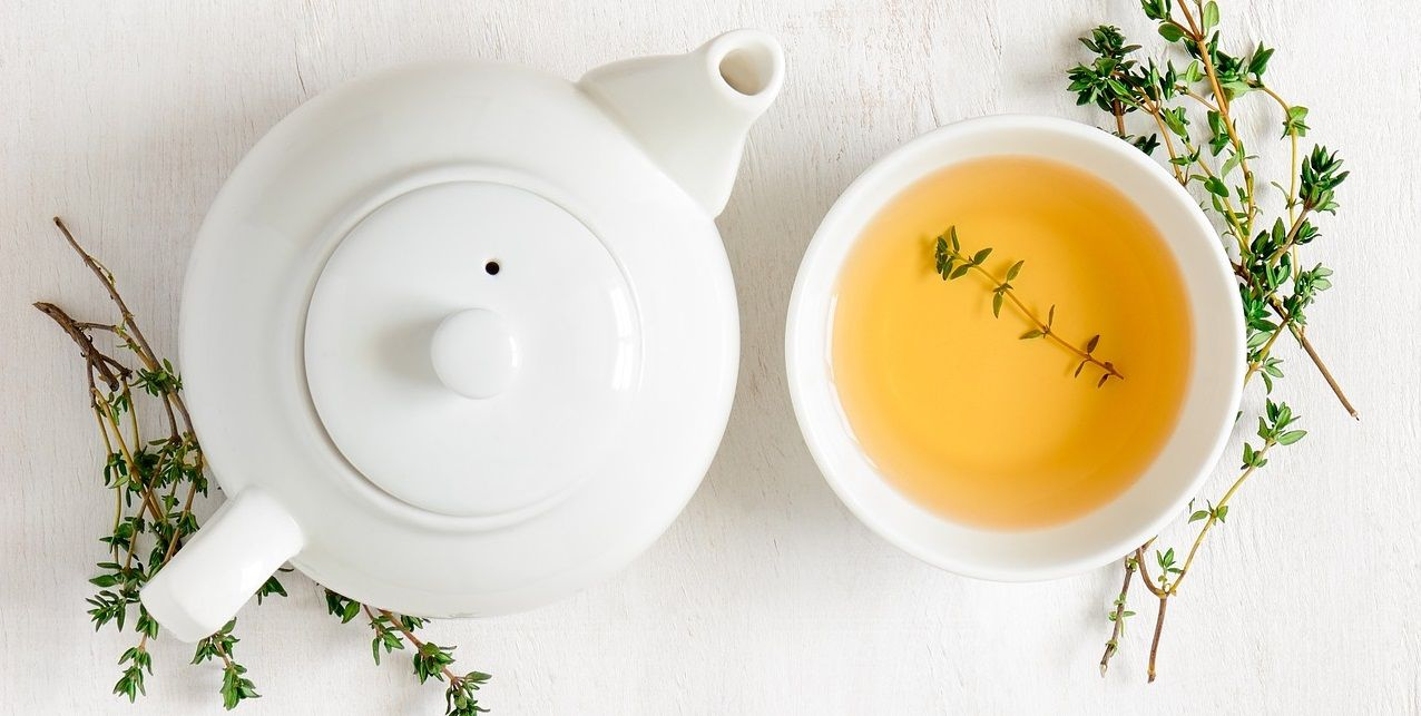 Chamomile Tea Study Shows Promise for PCOS Loose leaf