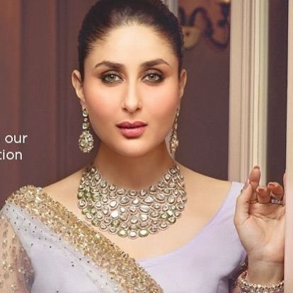 Pin by kamal grewal on suits | Bridal jewellery indian ...