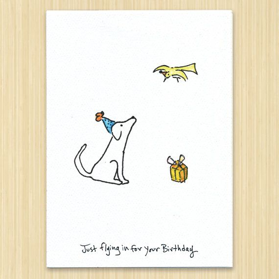Dog Birthday Card Dog Card Birthday Card Dog Greeting Card Etsy In 2021 Dog Birthday Card Birthday Cards Paper Greeting Cards