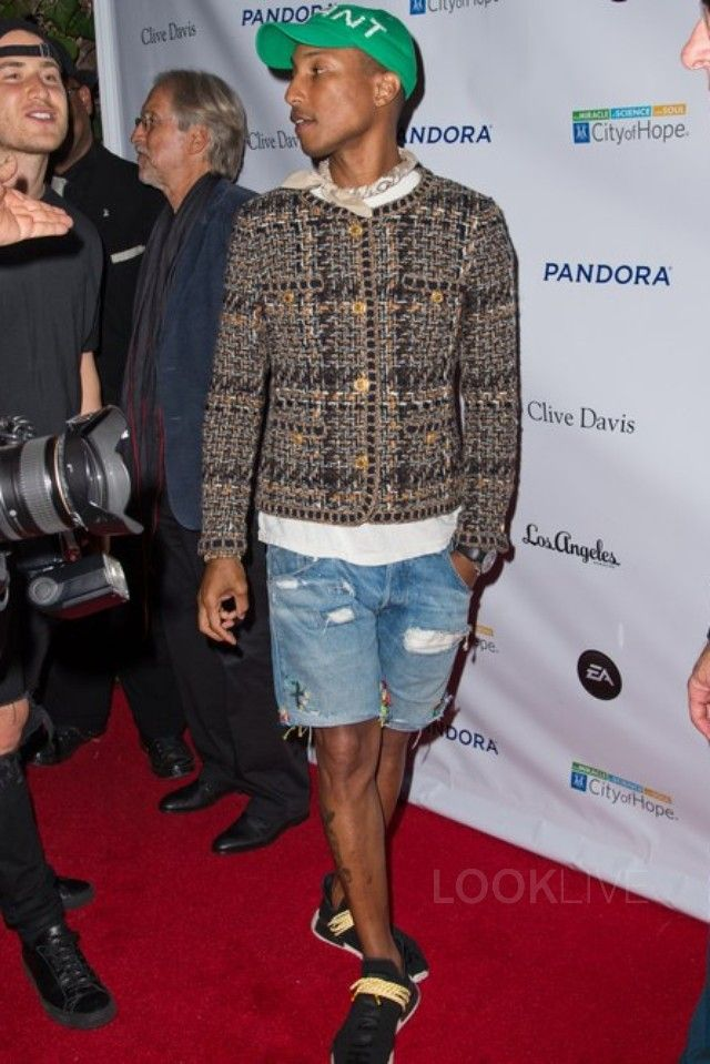 d911e68ece183 Pharrell Williams - Attends City Of Hope Gala on in 2019