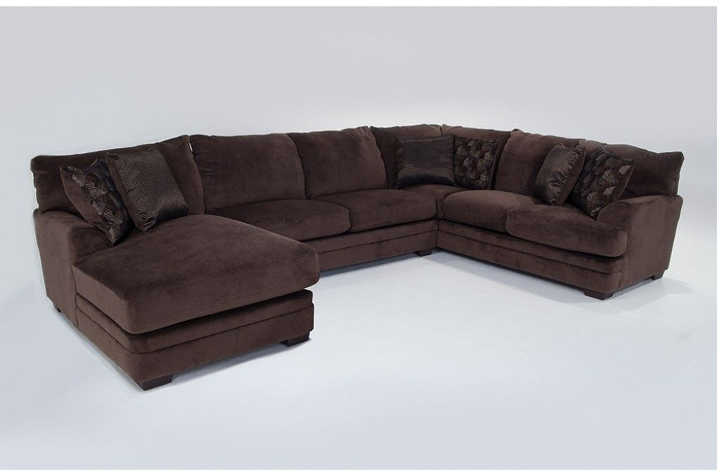 Charisma 3 Piece Right Arm Facing Sectional Bob S Discount Furniture Discount Furniture Living Room Sets Furniture Sectional