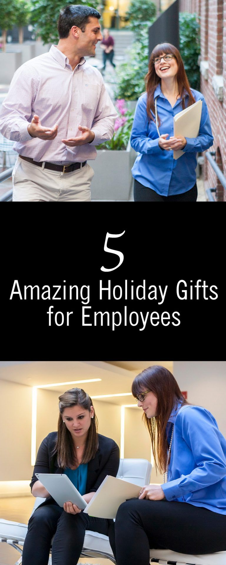5 Amazing Holiday Gifts for Employees | Sabrina's Admin Services