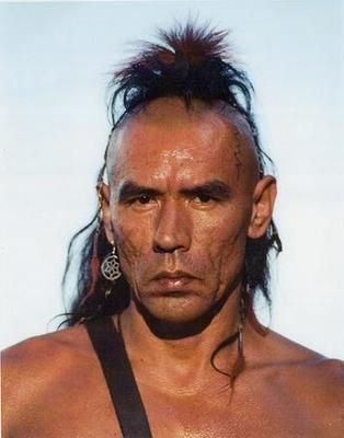 wes studi cherokee portraying magua huron from the last of the mohicans last of. Black Bedroom Furniture Sets. Home Design Ideas
