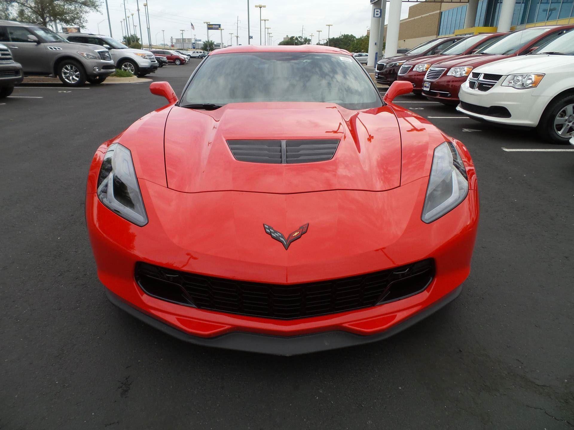 Used 2016 Chevrolet Corvette In Oklahoma City Oklahoma Carmax Chevrolet Chevrolet Corvette Corvette