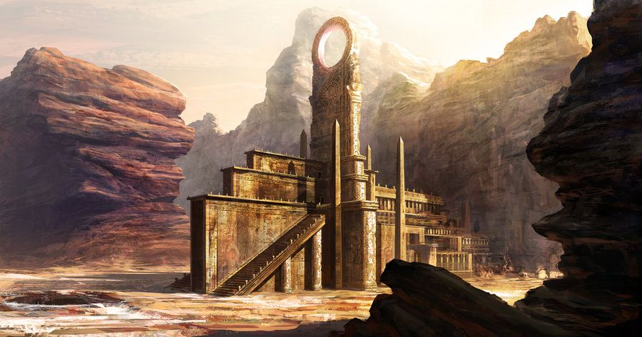 Rezultat iskanja slik za digital_painting___the_sun_temple_by_jakubkowalczyk-d6a58pi