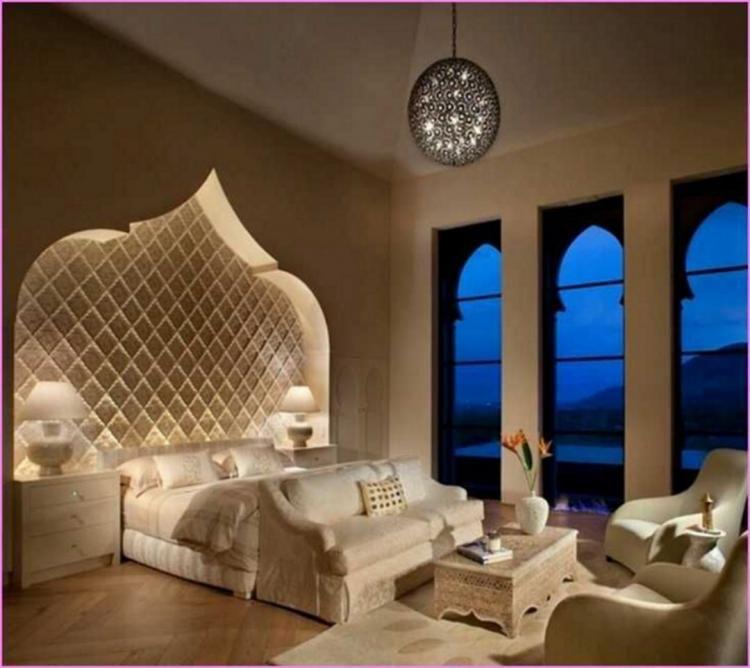 40 Comfortable Moroccan Bedroom Design Ideas For Amazing Home