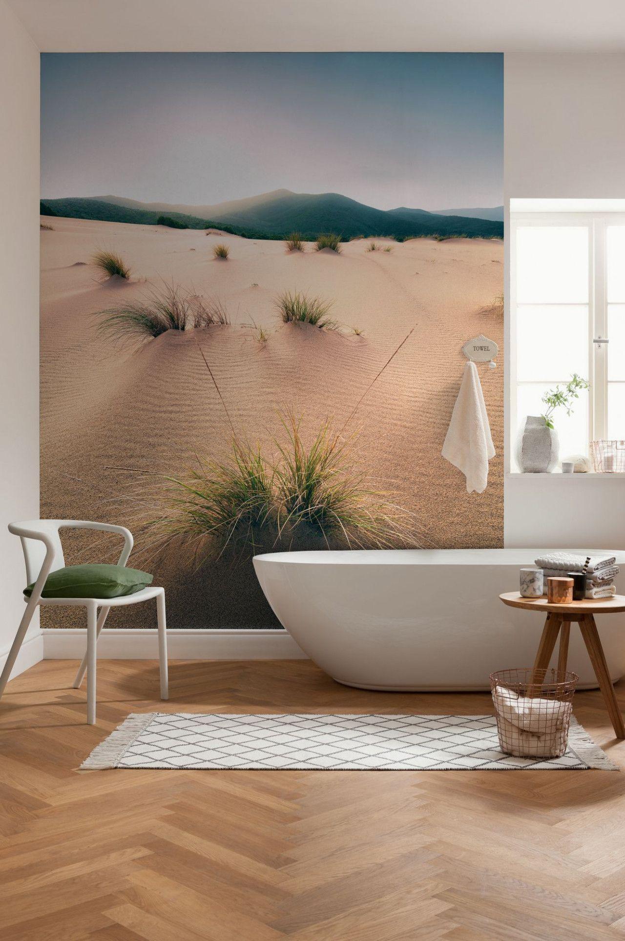 Digitaldrucktapete Vivid Dunes Fototapete Tapeten Badezimmer Tapete