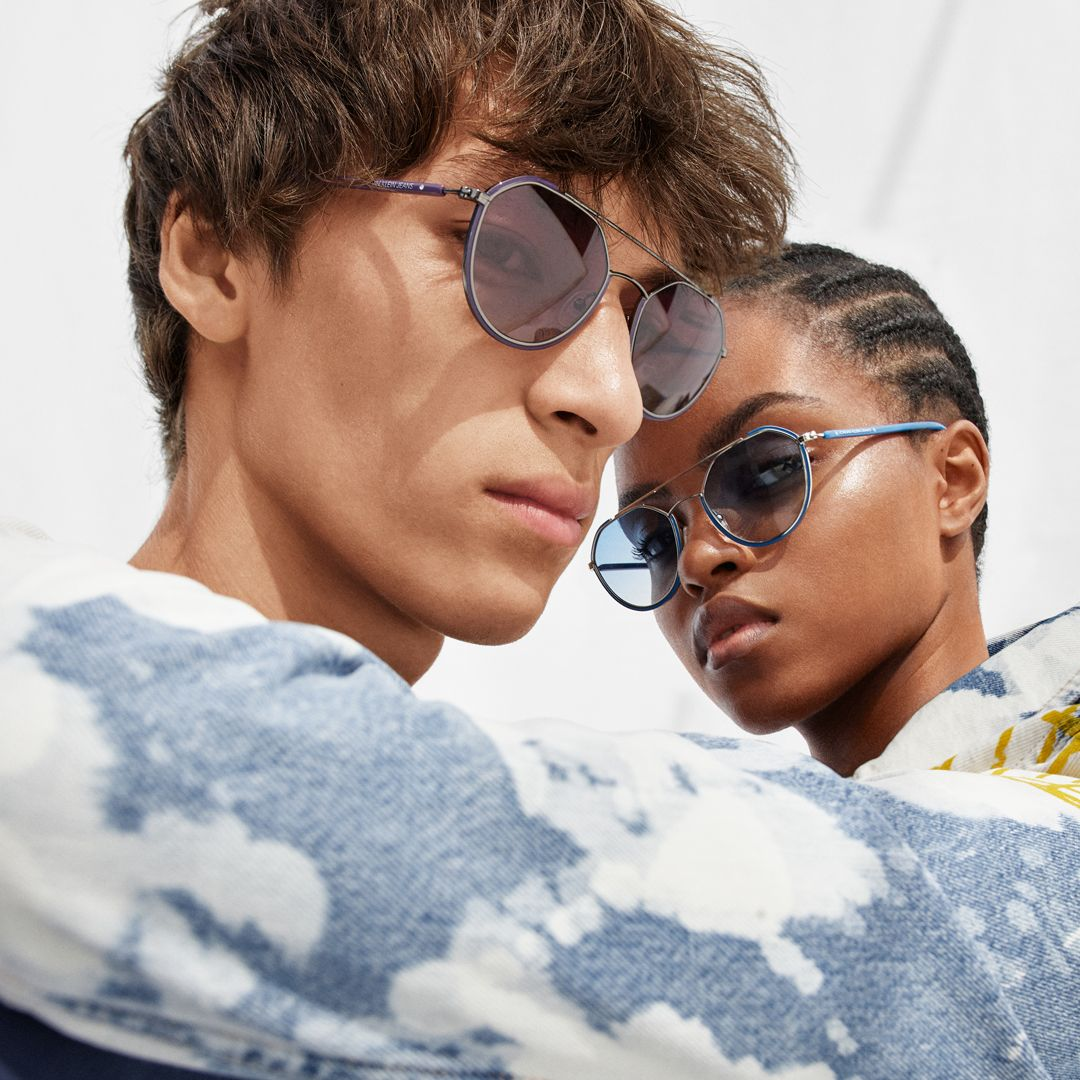 Calvin Klein Jeans Ss20 Eyewear Ad Campaign Style Ckj20301s In 2020 Calvin Klein Jeans Calvin Klein Eyewear