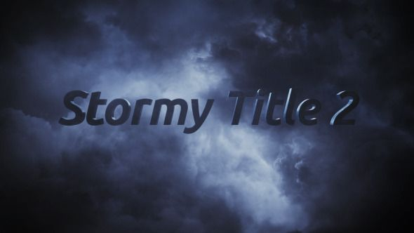 Stormy Title 2