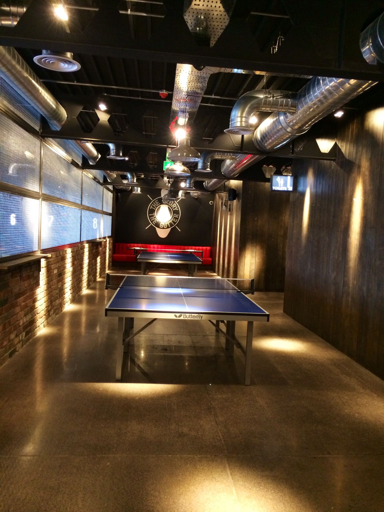 Lane 7 Bowling Alley Newcastle upon tyne Game room