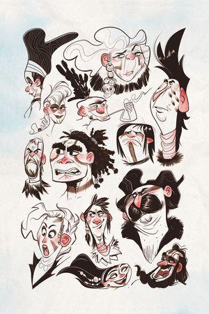 Art-Bomb - The website of designer/illustrator extraordinaire Shaun Bryant!