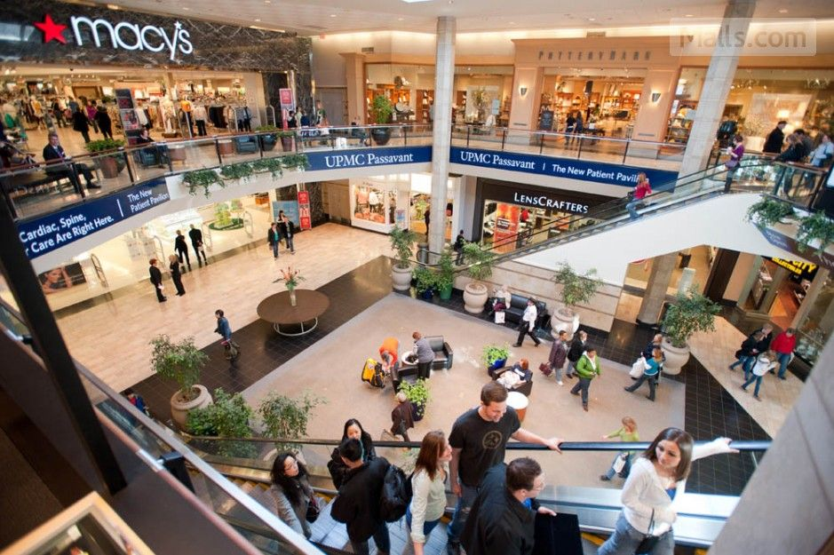 Ross Park Mall Ping Malls Spend Time With Friends While For Trendy Clothes Or Dine At The Restaurants Inside
