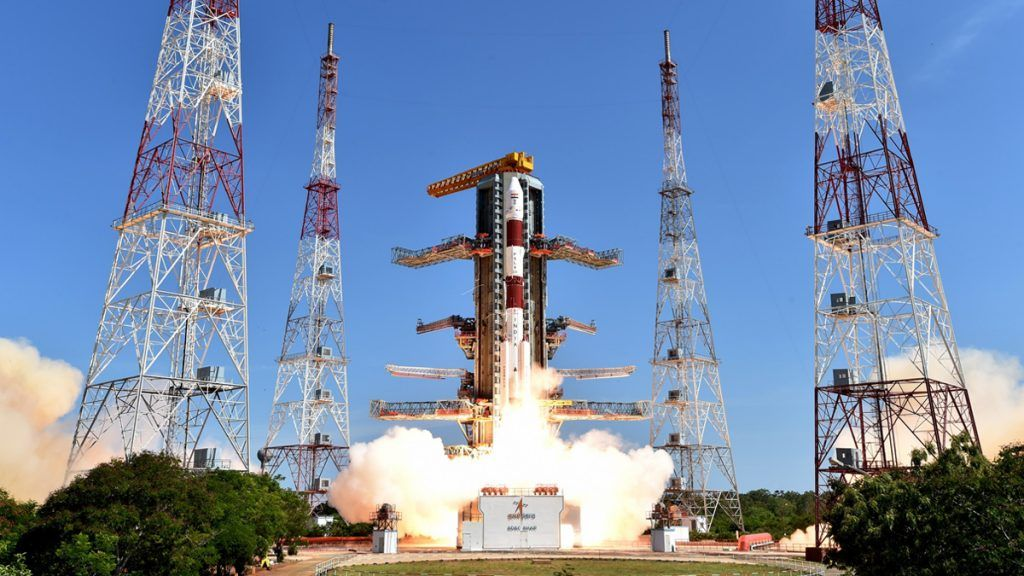 Indian Space Station To Soon Have Its Own Research And Space Station Weather Satellite World Records Space Station