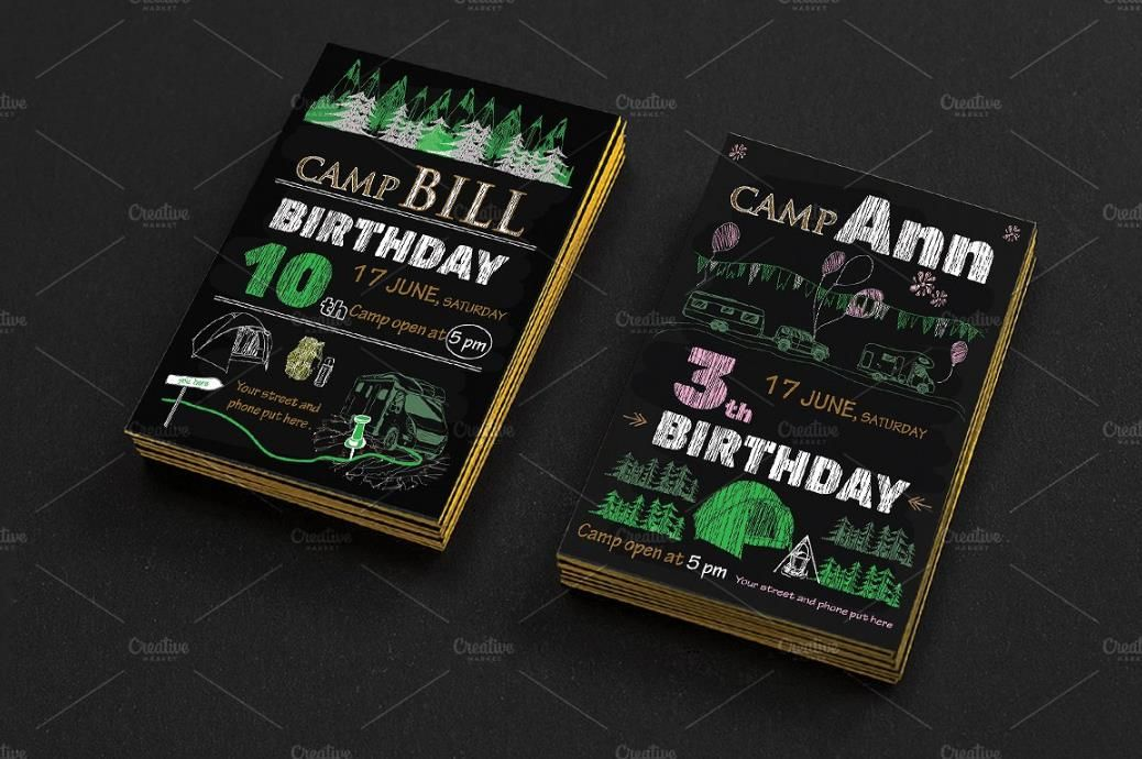 25 Free Premium Birthday Party Invitation Word Templates Psd Indesign Word Birthday Invitations Birthday Invitation Card Template Birthday Party Invitation Templates