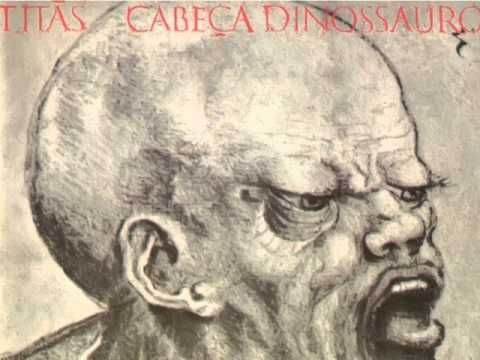 Álbum Cabeça Dinossauro - Titãs - Completo , Full Álbum