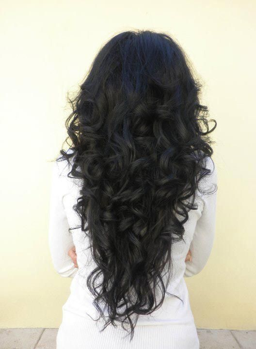 Long Curly Hair Style With Layers Haircuts For Long Hair With Layers Haircuts For Long Hair Curly Hair Styles