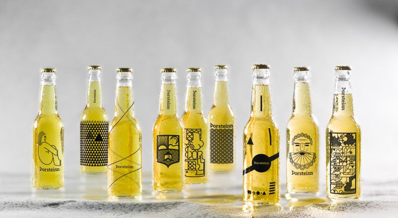Yosfot: Packaging creativo de cerveza