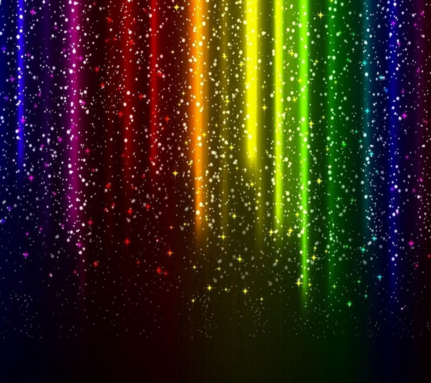 Colorful screensavers free 1440x1280 colorful sparkle for Colourful wallpaper for walls
