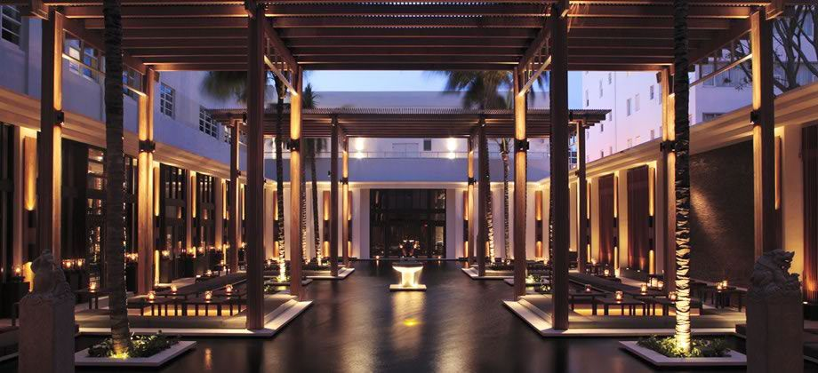 The Setai Hotel Miami South Beach Exquisite Still