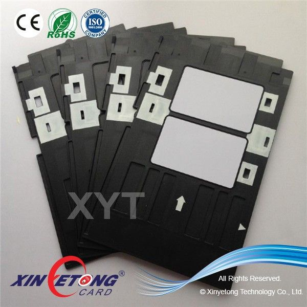 Pvc Id Card Tray Epson R330 And More Cards Epson Pvc