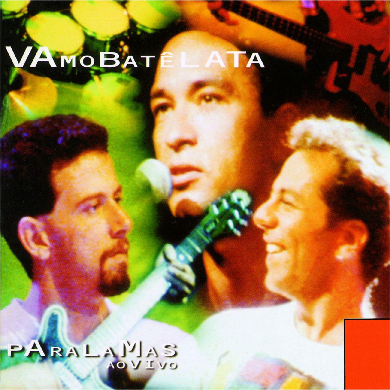 Vamo Bate Lata 1996 Paralamas Do Sucesso Paralamas Album De