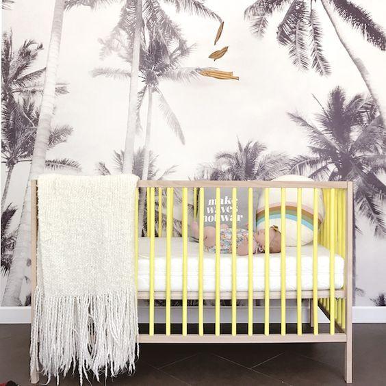 Sniglar Crib Nursery Ikea Hacks