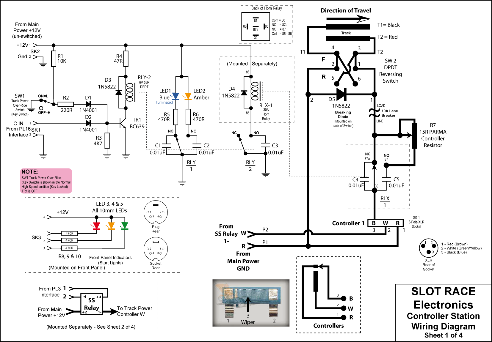 Wiring Schematic For Led Christmas Lights