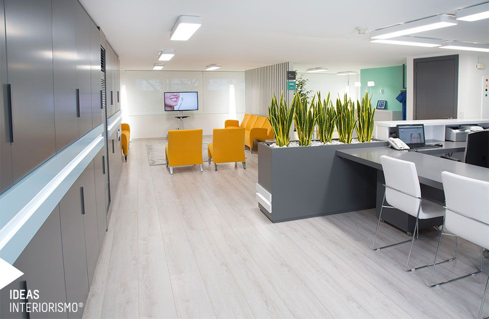 Clínica dental | Decoración de interiores en Valencia | luis ...