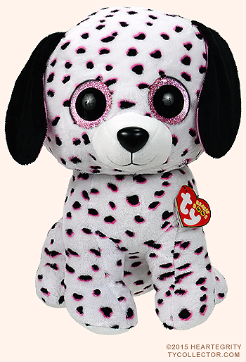 020e1226154 Georgia (large) - dog - Ty Beanie Boos