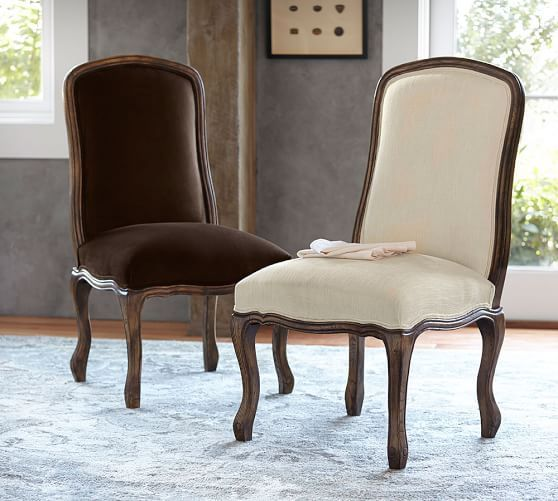 Callahan Dining Chair | Pottery Barn |Delaney Dining Chair Pottery Barn