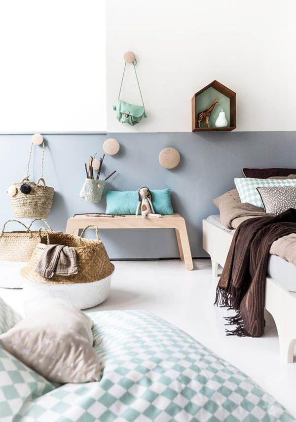 5 idées pour ranger une chambre denfant