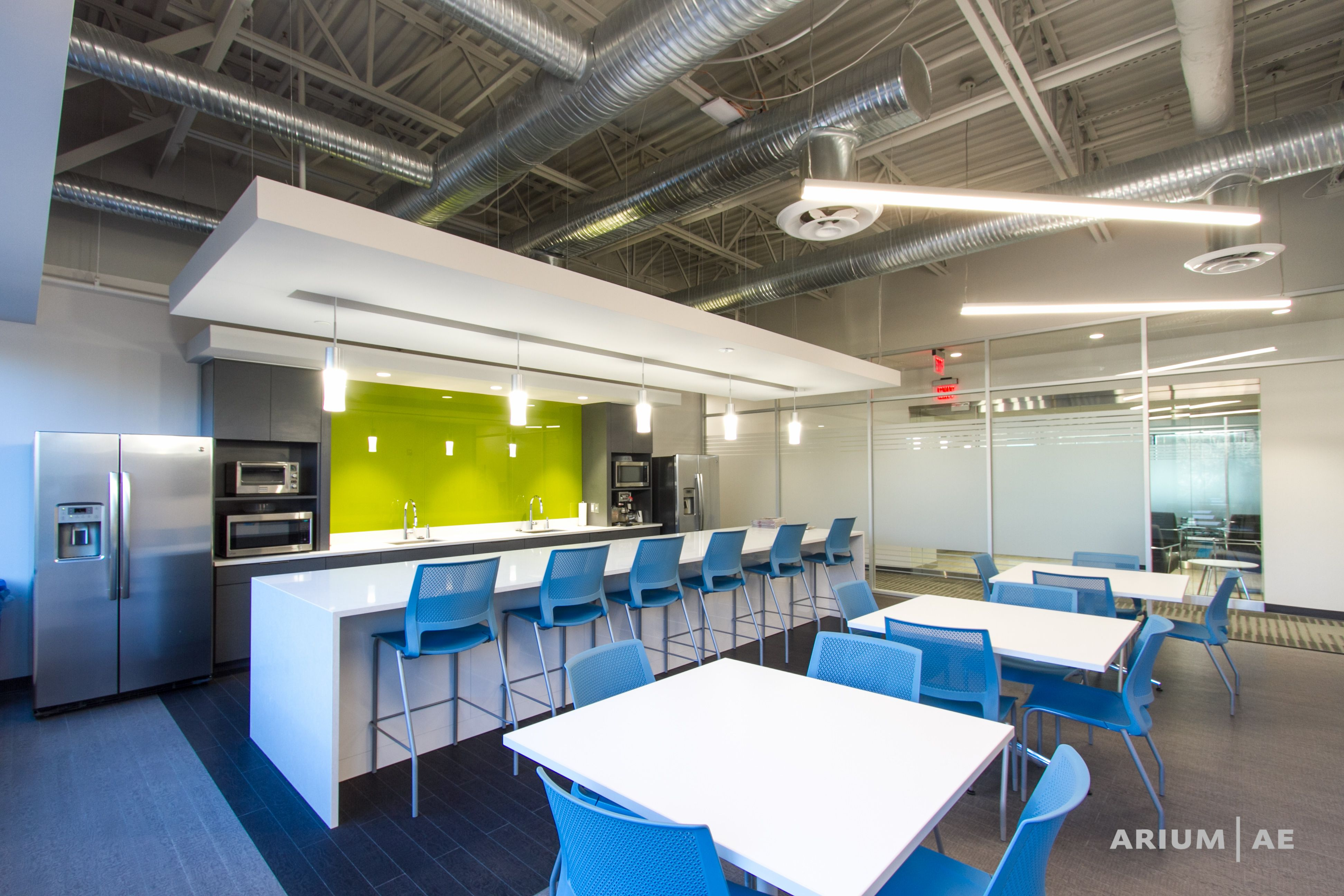 Office Furniture Corporate Work Spaces