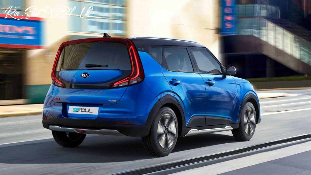 Kia Soul 2021 Uk Redesign And Review in 2020 Kia soul