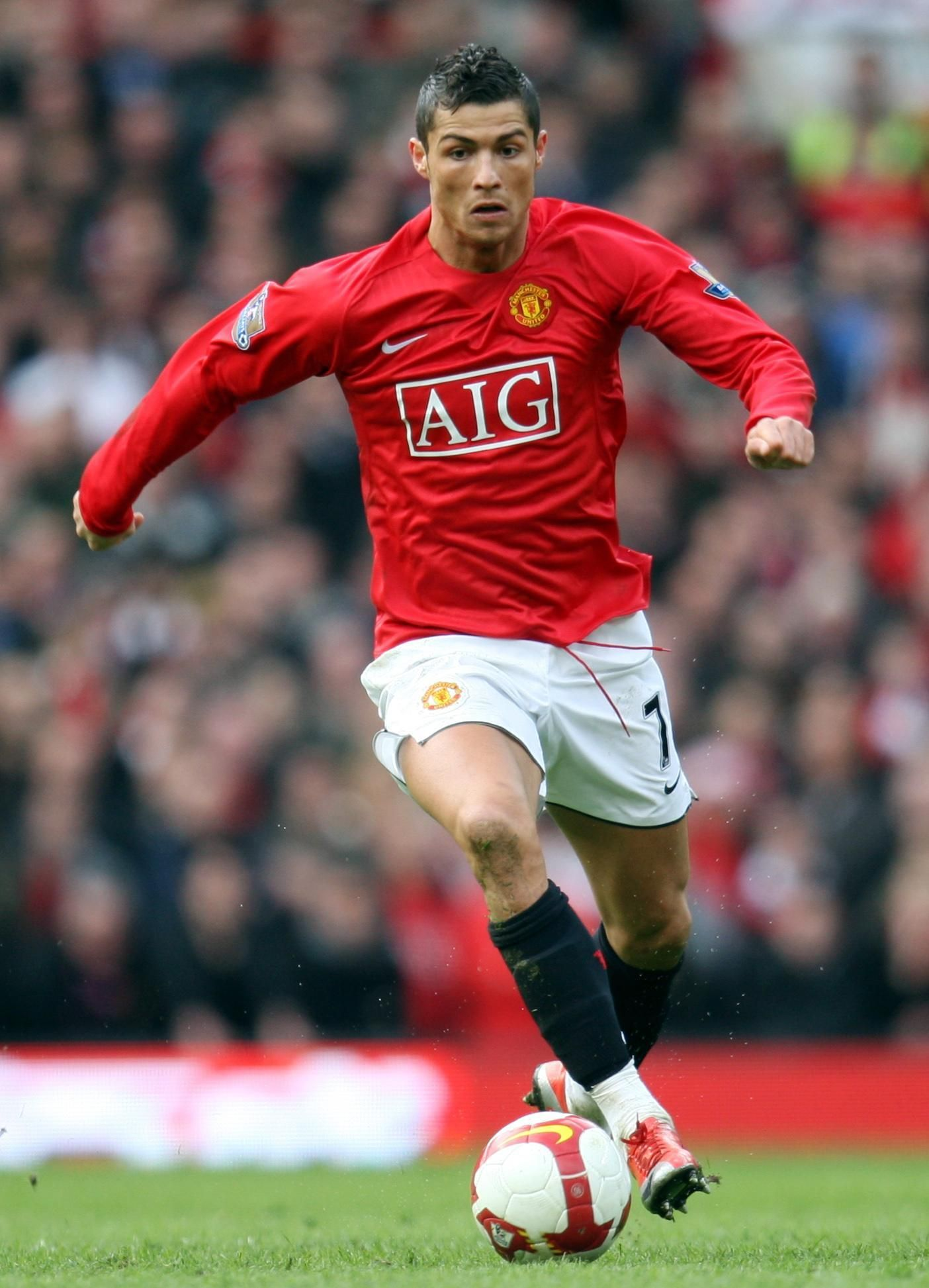 Cr7junior Manchester United Considering To Sign Cristiano