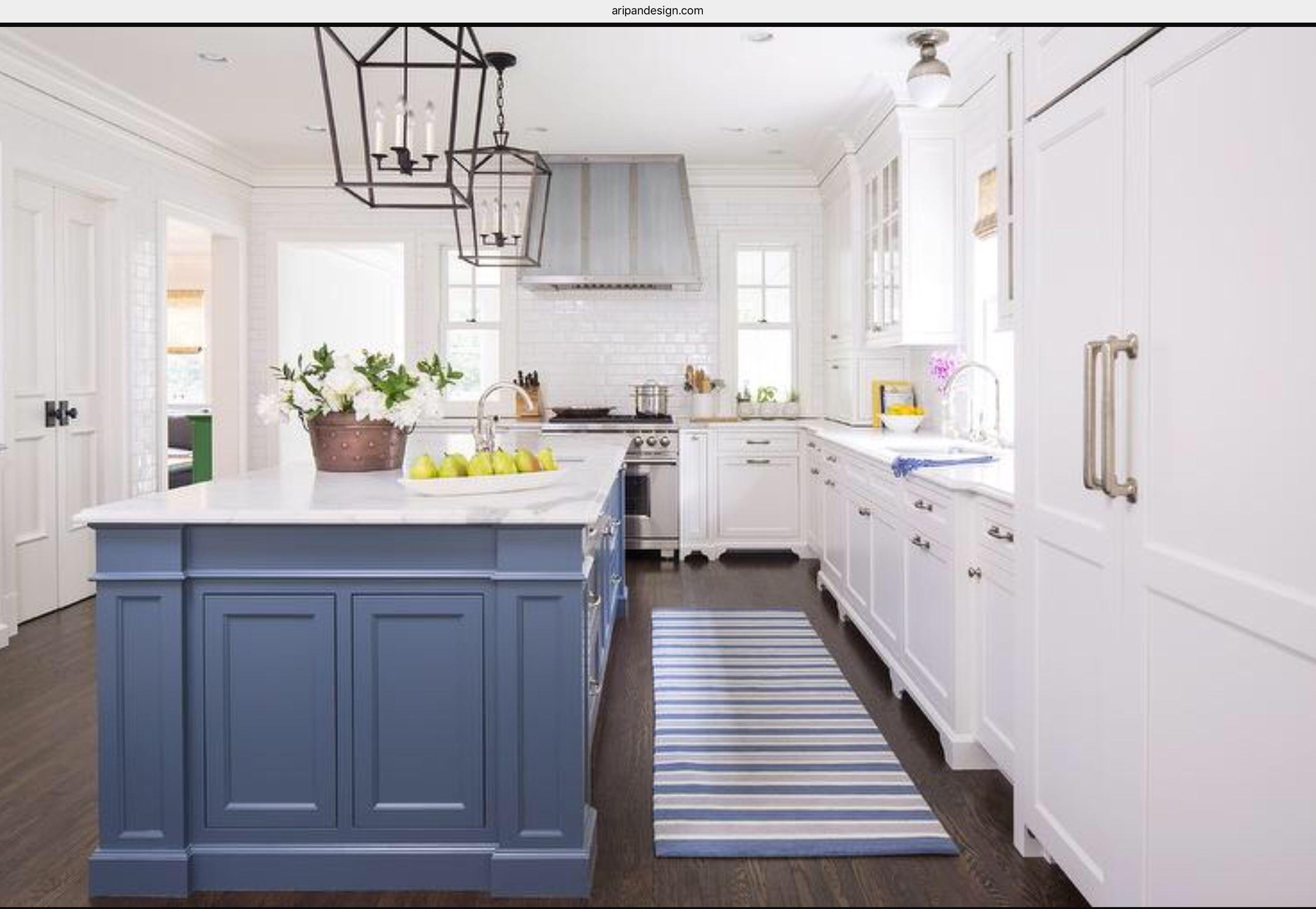 appliance garage 2018 hope s new ideas blue kitchen island van rh pinterest com