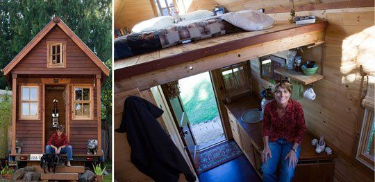 Tiny Living A Small House Movement Roundup The New York