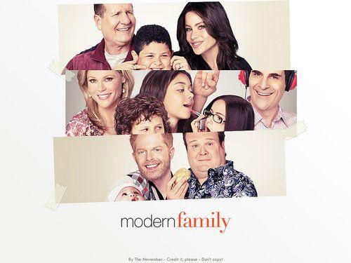 Modern Family Modern Family Facebook Cover Favorite Tv Shows