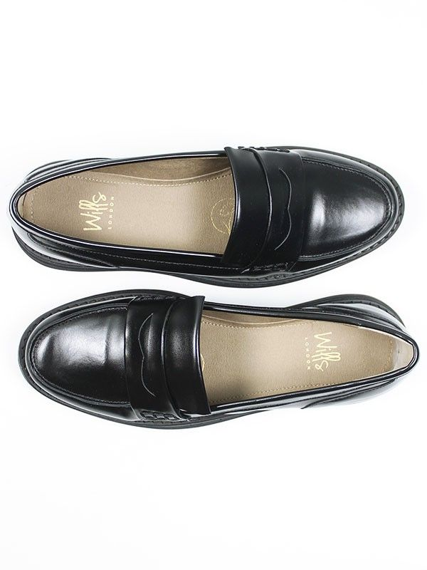 ced96b48b62 Wills London. Vegan loafers