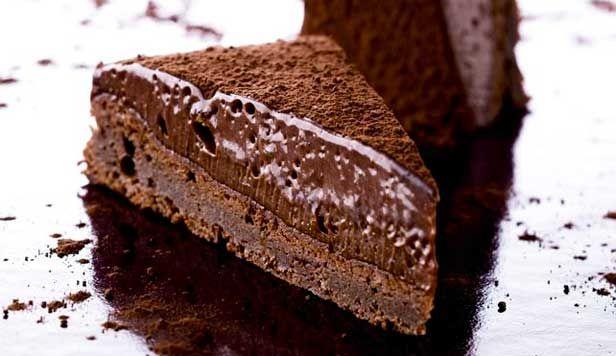 mette blomsterberg chokoladekage opskrift