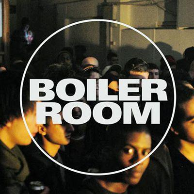 Fred P Boiler Room Underground Music Boiler Dj