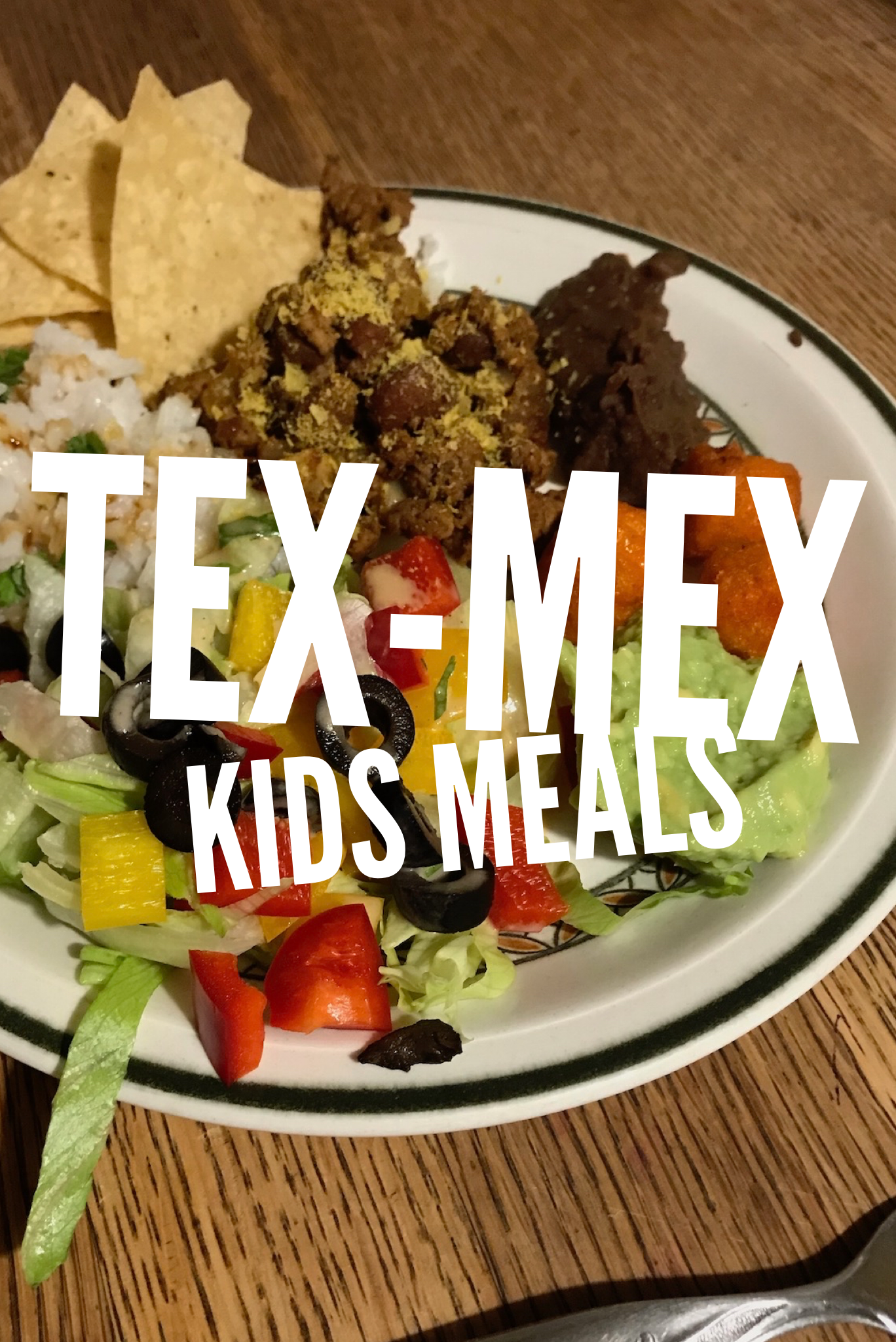 TexMex Kids Meals Here are some awesome ideas for texmex kids meals Whether youre having taco tuesday or need a quick snack idea here are some healthy ways to share mexic...