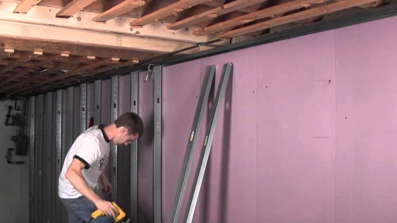 Smart U Video 414 Metal Stud Framing | Man cave | Pinterest