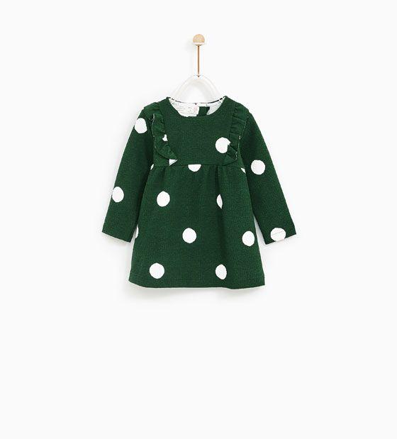 Holiday dress / from Zara | Toddler christmas dress, Girl ...
