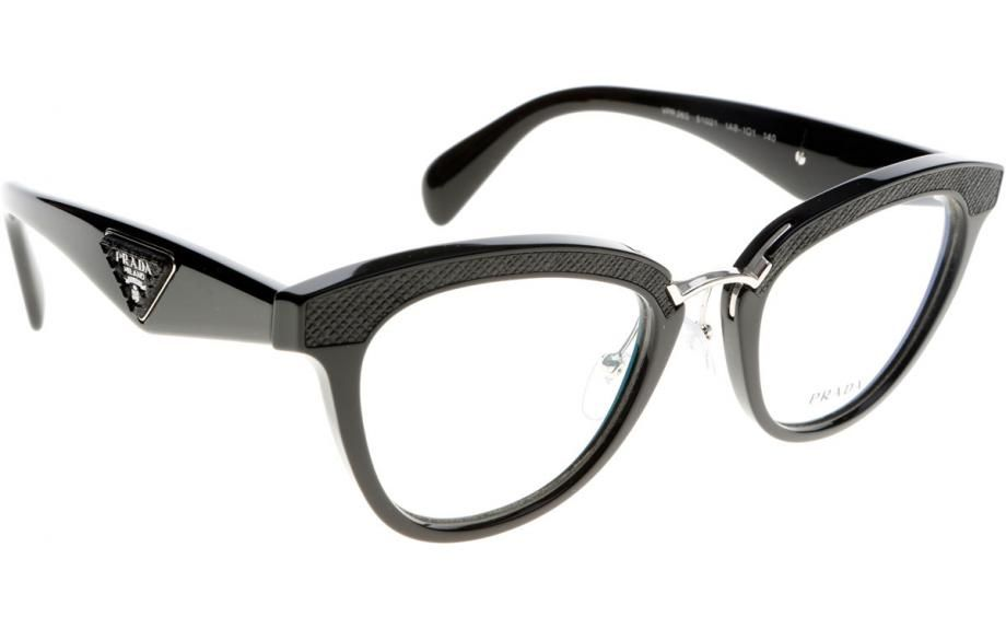 093cce6d236 Prada PR26SV 1AB101 51 Glasses - Free Shipping