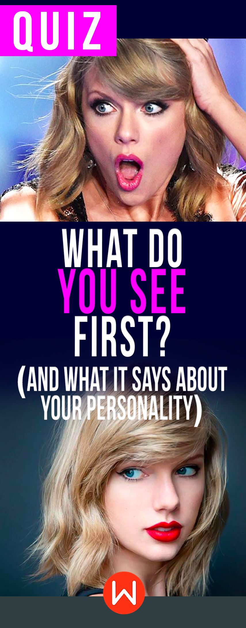 what do you look for in a girl quiz