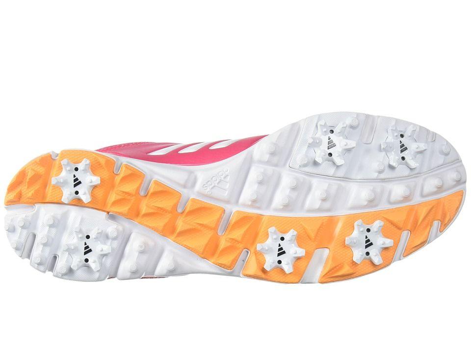 Adidas Golf Adistar Una Boa Le Scarpe Da Golf Pink / Calzature