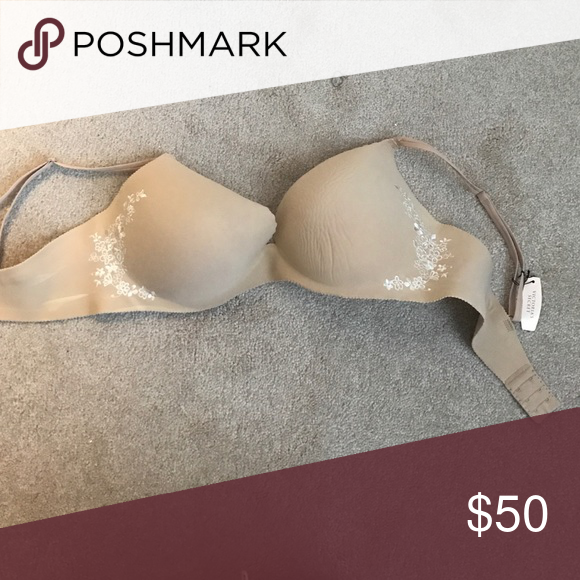 VS secret embrace push up bra 80% nylon, 20% elastic. Victoria's Secret Intimates & Sleepwear Bras