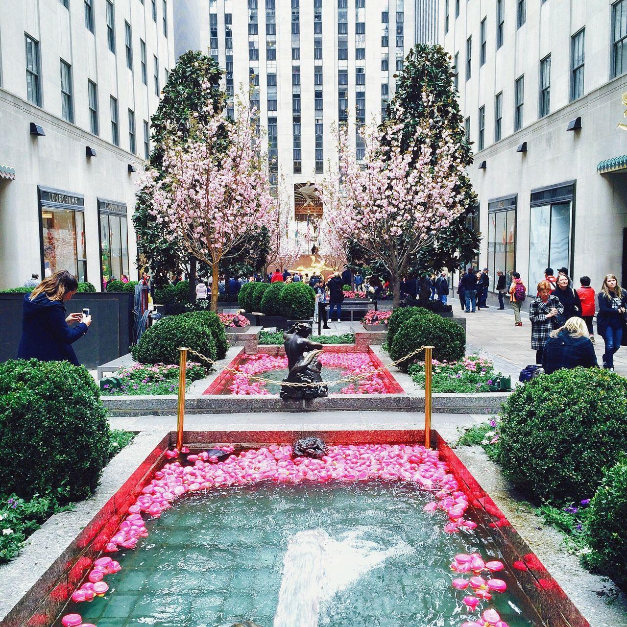 Rockefeller Center, NYC, NY. New York City, New York